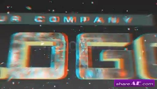 Anaglyph Titles 108639 - After Effects Project (Videohive)