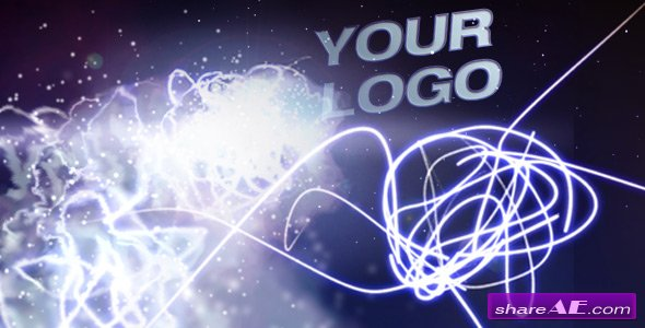 3D Scribble Logo 45373 - After Effects Project (Videohive)