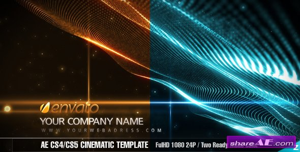 Cinematic Template 161720 - After Effects Project (Videohive)