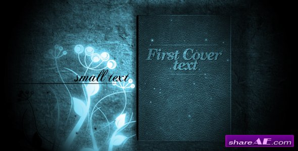 VideoBook V2 95956 - After Effects Project (Videohive)