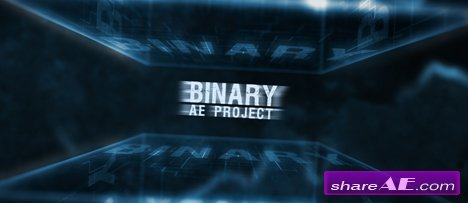 Binary - After Effects Project (Videohive)