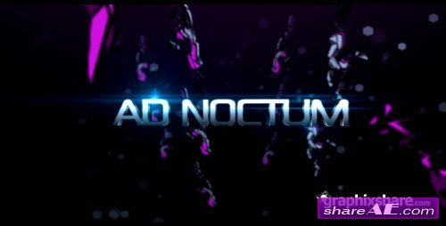 Ad Noctum  - After Effects Project (Videohive)