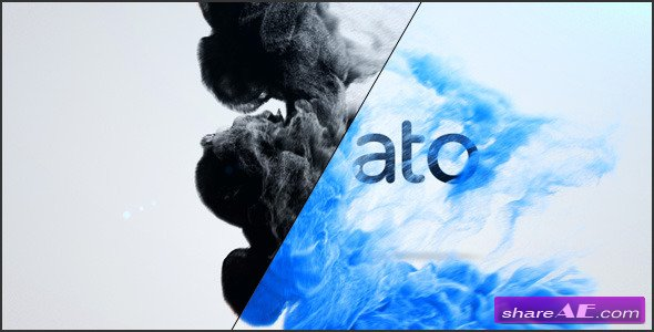 Fluid Logo Opener - After Effects Project (Videohive)
