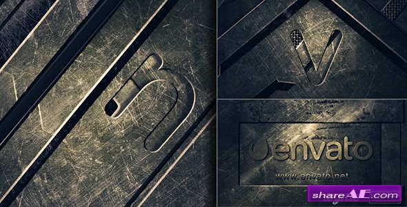 Metal Sting Intro - After Effects Project (Videohive) » Free After ...