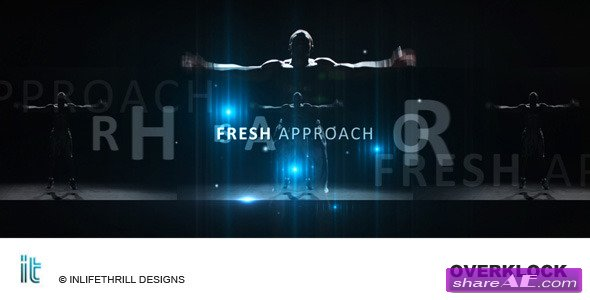OverKlock - After Effects Project (VideoHive)
