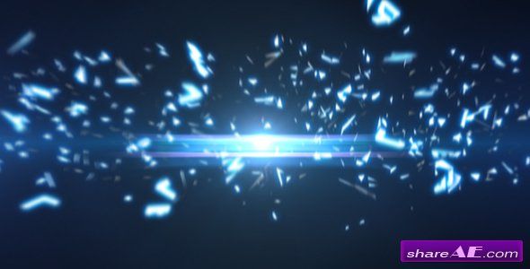 Particle Awesomeness Flare - Full HD -  After Effects Project (VideoHive)