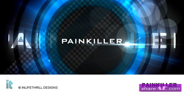Painkiller -  After Effects Project (VideoHive)