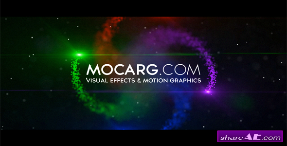 Magical Logo Intro -  After Effects Project (VideoHive)