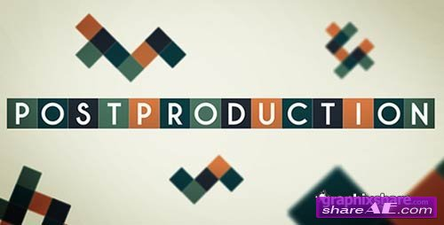 Pixels - AE CS4 Intro After Effects Project (VideoHive)