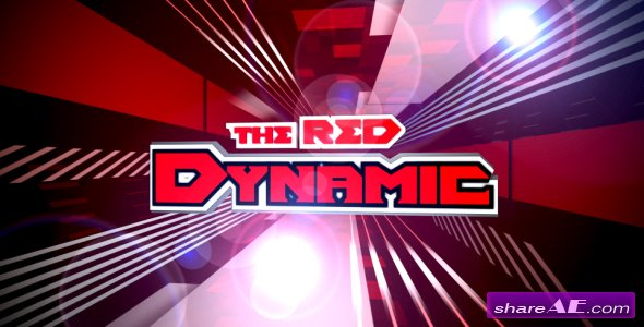 The Red Dynamic -  After Effects Project (VideoHive)