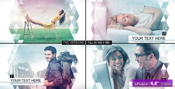 Elegant Memories - After Effects Project (Videohive)