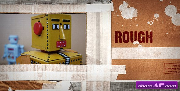 Rough - After Effects Project (Videohive)