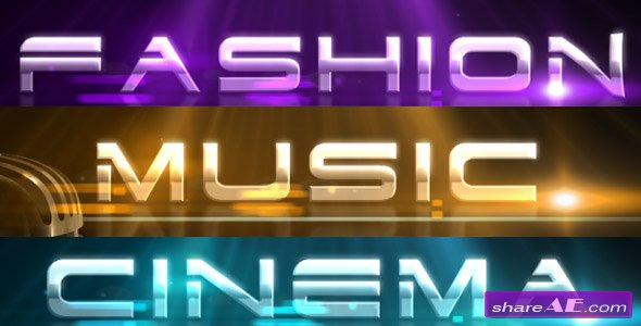 Three logo reveals - After Effects Project (VideoHive)