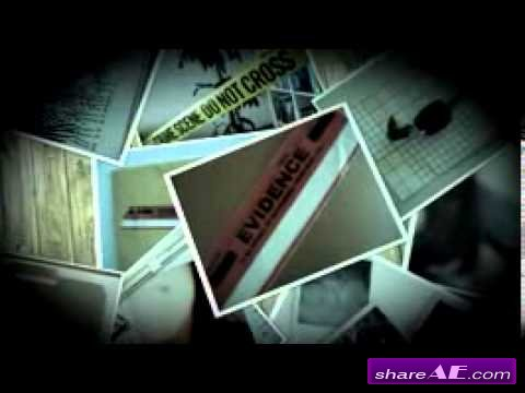 Crime Scene Show Promo or Opener -  After Effects project (VideoHive)