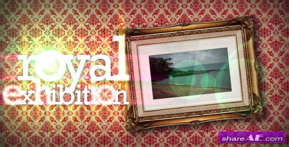 Royal Exhibition -  After Effects Project (VideoHive)