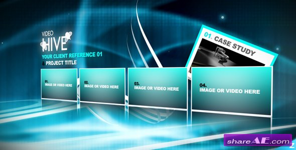 Business Showcase Project & Case Studies - After Effects Project (VideoHive)