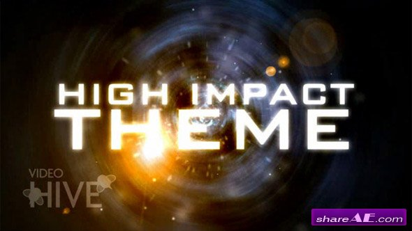 The Rake Media Pack -  After Effects Project (VideoHive)