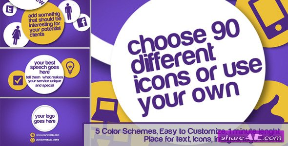 Your Service Promo or Business - After Effects Project (Videohive)