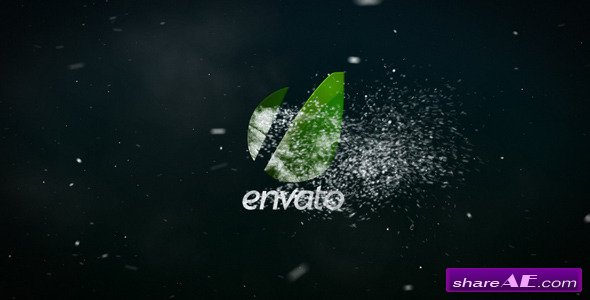 frozen and disappeared effect title after effects project videohive