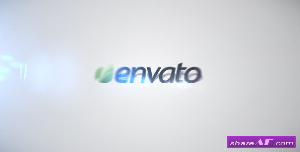 logo reveal rotation after effects project videohive