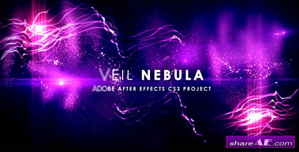 Veil Nebula -  After Effects Project (VideoHive)
