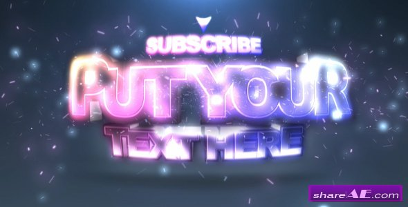 Subscribe -  Project After Effects (VideoHive)