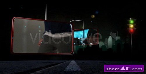 Street Lights -  Project After Effects (VideoHive)