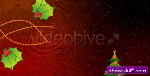 Merry Christmas -  Project After Effects (VideoHive)