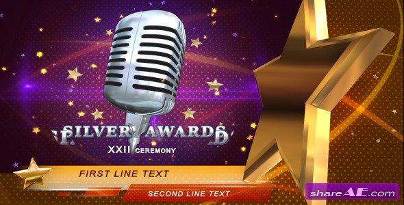 TV show or Awards Show Package - After Effects Project