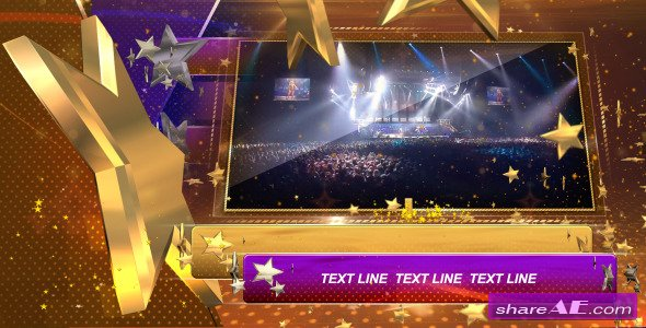 TV show or Awards Show Package. Part2 - After Effects Project (Videohive)