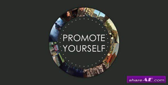 Promote Yourself  - After Effects Project (Videohive)