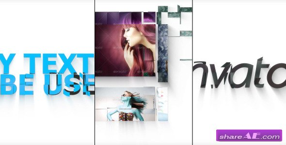 Flipping Project  - After Effects Templates (Videohive)
