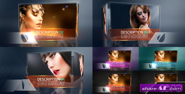 Clean & Modern Presentation - After Effects Project (Videohive)