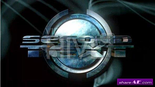Sci-Fi TrailerV3 3D TEXT -  After Effects Project  (VideoHive)
