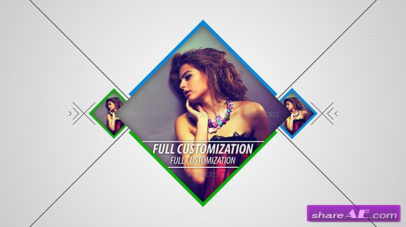 Photo Opener -  After Effects Project (VideoHive)