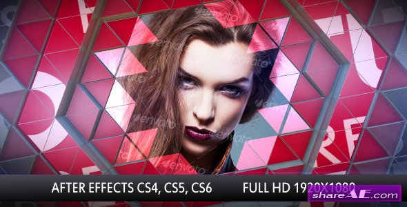 Fashion Promo After Effect Project Videohive