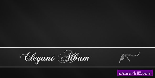 Elegant Album - After Effects Project (Videohive)