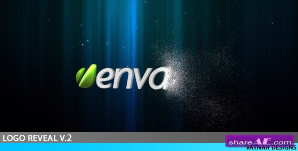 Logo Reveal HD - Version 2 - After Effects Project (Videohive)
