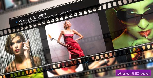 White Bliss - After Effects Project (Videohive)