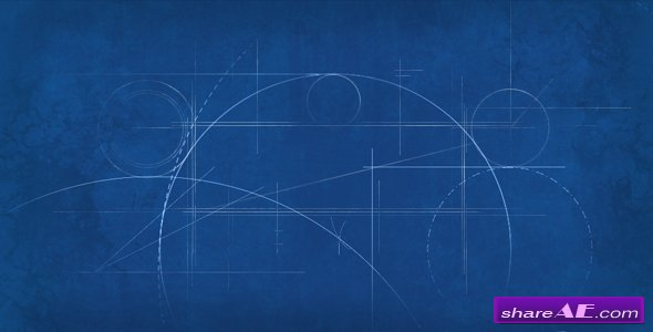 The Blueprint - After Effects Project (Videohive)