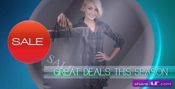 Promo Sales - After Effects Project (Videohive)
