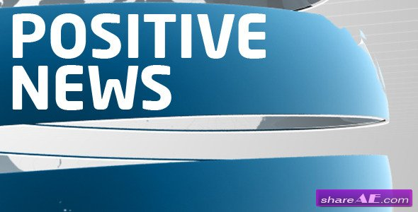Positive News -  After Effects Project (Videohive)