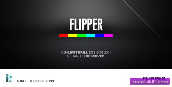 Flipper - After Effects Project (After Effects Project)