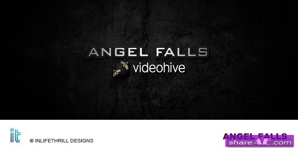 Angel Falls - After Effects Project (VideoHive)
