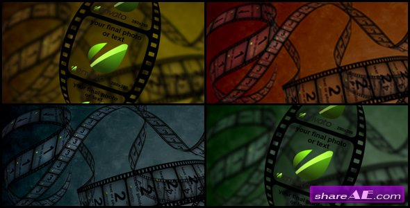 Filmstrip - After Effects Project (VideoHive)