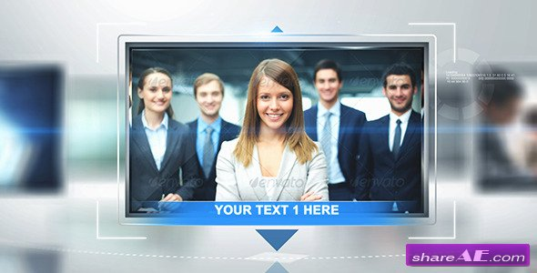 Corporate Carousel - After Effects Project (Videohive) » free ...