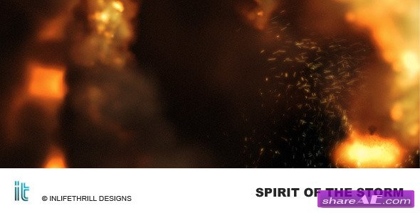 Spirit Of The Storm - After Effects Project (Videohive)