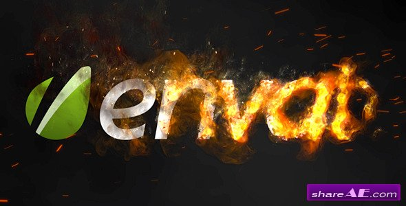 fire logo reveal pack after effects project videohive 187 free after effects