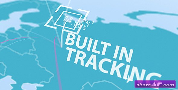 Infographics 3D Map Kit v2 - After Effects Project (Videohive)