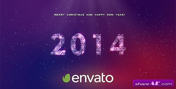 New Year Greating Card - After Effects Project (Videohive)